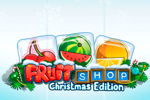 Spiele Fruit Shop Christmas Edition Slot Machine - Video Slots Online