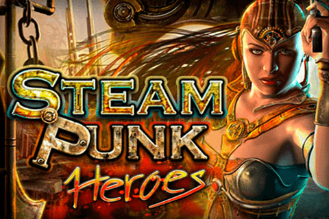 Steam Punk Heroes Slot Review